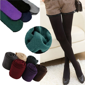 factory outlets hot new products footwear Thick Tights Pantyhose Stockings for Women this coming Winter Season