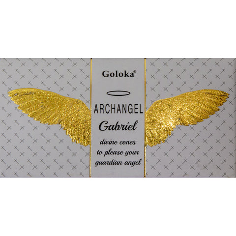 Goloka Archangel & Guardian Angel Cone Incense
