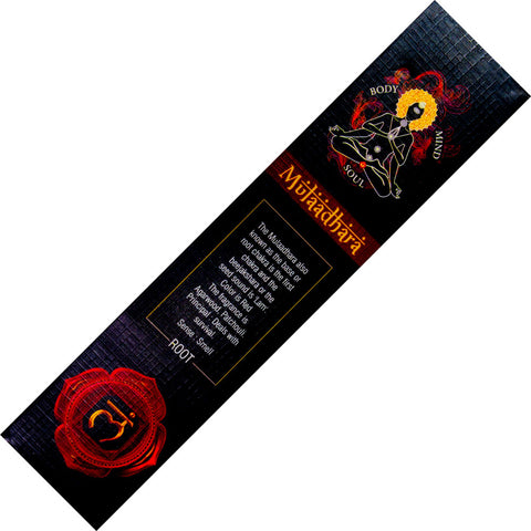 Goloka Shatchakra Incense 15 gr (12 Sticks)