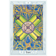Crowley Thoth Tarot Deck Large - Mystic Pines Candle Co.