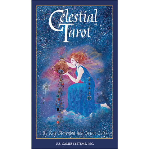 Celestial Tarot Deck - Mystic Pines Candle Co.