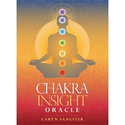 Chakra Insight Oracle - Mystic Pines Candle Co.