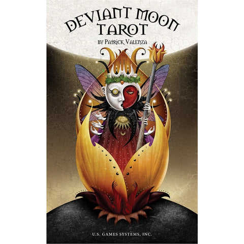 Deviant Moon Tarot Deck — Premier Edition - Mystic Pines Candle Co.