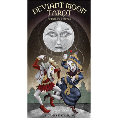 Deviant Moon Tarot Deck - Mystic Pines Candle Co.