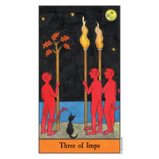 Halloween Tarot - Mystic Pines Candle Co.