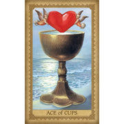 Influence Of The Angels Tarot - Mystic Pines Candle Co.