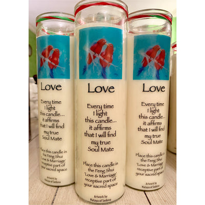 Lovebirds - Mystic Pines Candle Co.