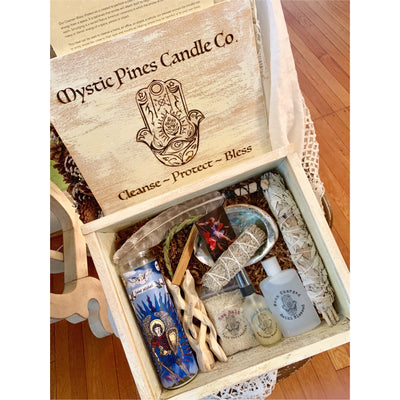 Deluxe Blessing Kit - Mystic Pines Candle Co.