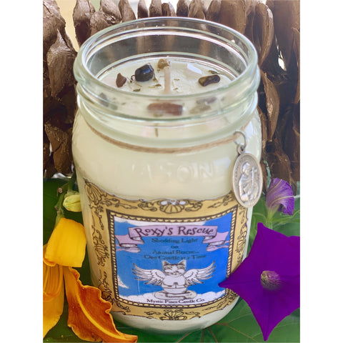 Roxy's Rescue Candle - Animal Rescue