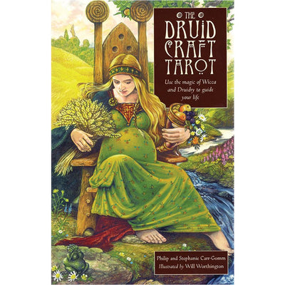 The Druidcraft Tarot - Mystic Pines Candle Co.