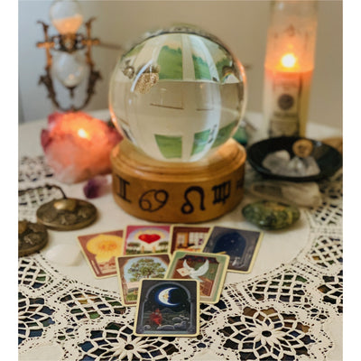 Psychic Intuitive Readings by Christina - Mystic Pines Candle Co.