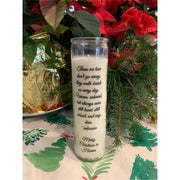 Memorial Custom Candle - Mystic Pines Candle Co.