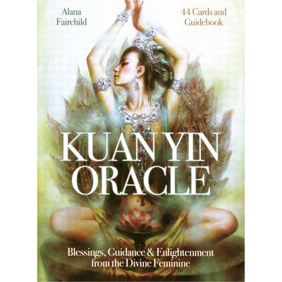Kuan Yin Oracle - Mystic Pines Candle Co.