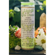 Light for Lyme Disease Awareness Candle - Mystic Pines Candle Co.