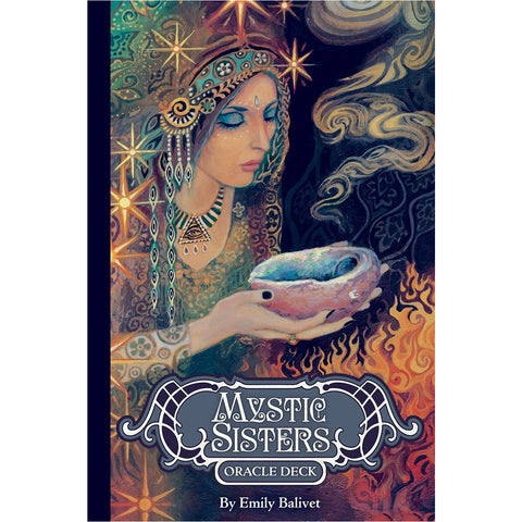 Mystic Sisters Oracle Deck - Mystic Pines Candle Co.