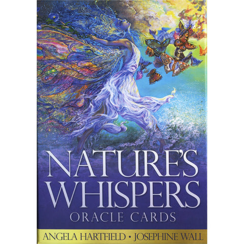 Nature's Whispers Oracle Cards - Mystic Pines Candle Co.