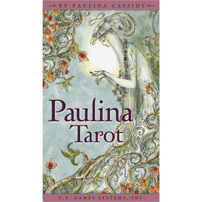 Paulina Tarot Cards - Mystic Pines Candle Co.
