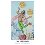 Pride Tarot Card Deck - Mystic Pines Candle Co.