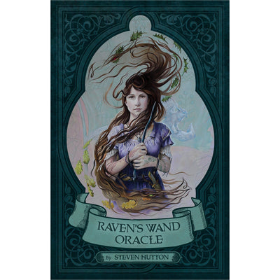 Raven's Wand Oracle - Mystic Pines Candle Co.