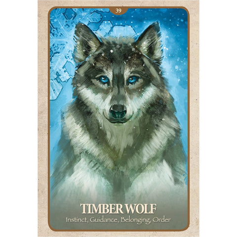 The Secret Language of Animals Oracle Cards - Mystic Pines Candle Co.