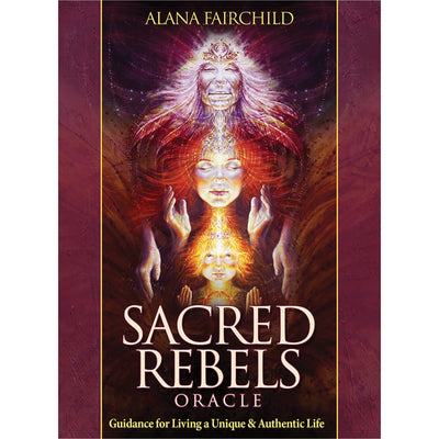 Sacred Rebels Oracle - Mystic Pines Candle Co.