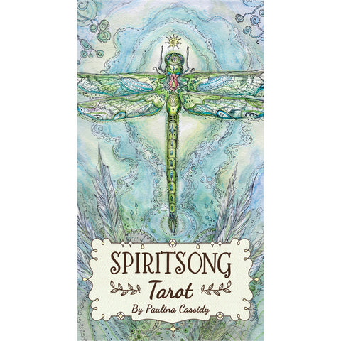 Spiritsong Tarot - Mystic Pines Candle Co.