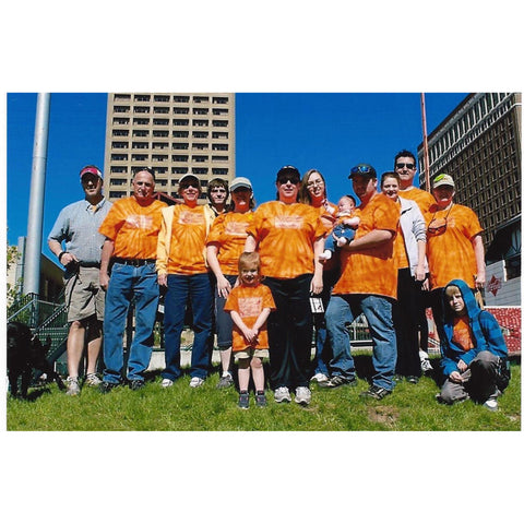 Walk MS Buffalo - Team Michelle Supporters - Mystic Pines Candle Co.