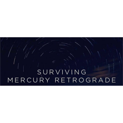 Surviving Mercury Retrograde Candle Pouring Workshop - Saturday, September 26, 2020 - 11am