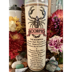 What's Your Sign? - Zodiac Candles