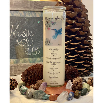 Hummingbird ~ Animal Totem - Mystic Pines Candle Co.