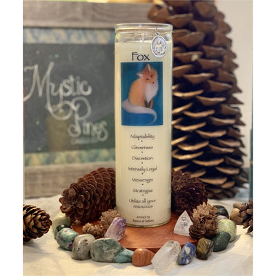 Fox ~ Animal Totem - Mystic Pines Candle Co.