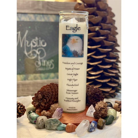 Eagle ~ Animal Totem - Mystic Pines Candle Co.