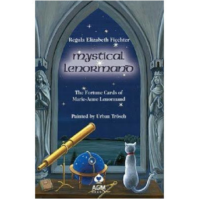 Mystical Lenormand Book - Mystic Pines Candle Co.