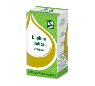 Daphne Indica 1X Tablets (For De-Addiction Of Tobacco/Smoking)