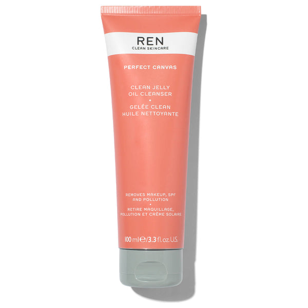 ren clean skincare clean jelly oil cleanser for all skin types