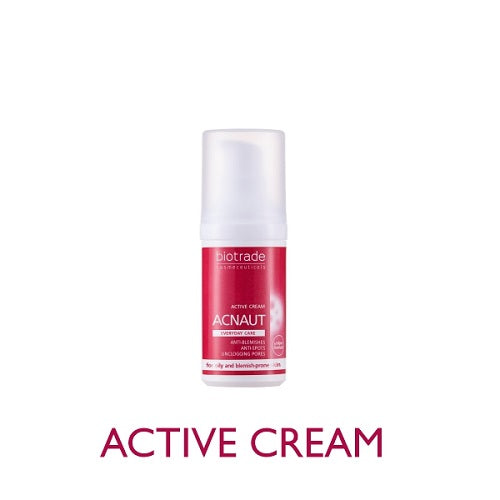 Acnaut active cream acne out 30ml