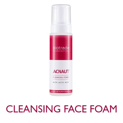 Acnaut/Acne Out Cleansing Face Foam 200ml