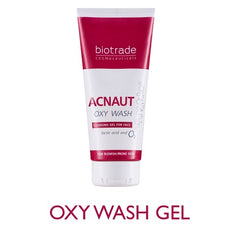 acnaut acne out oxy wash gel 150ml