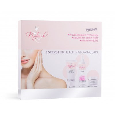 Biofresh 3 Steps For Healthy Glowing Skin