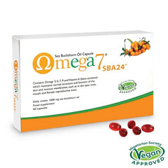 Omega 7 Sea Buckthorn Oil Capsule SBA24 60 caps