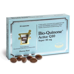 Pharmanord Bio-Quinone Active Q10 Super 30mg (Ubiquinone) 30 Caps