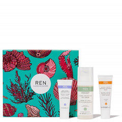 REN Clean Skincare Face Favourites Gift Set