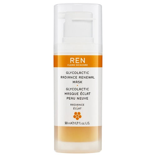 REN Clean Skincare Glycolactic Radiance Renewal Mask 50ml