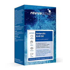 Revive Active Antarctic Krill Oil Capsules 60 Pack