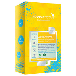 Revive Active ZEST ACTIVE 7 day pack