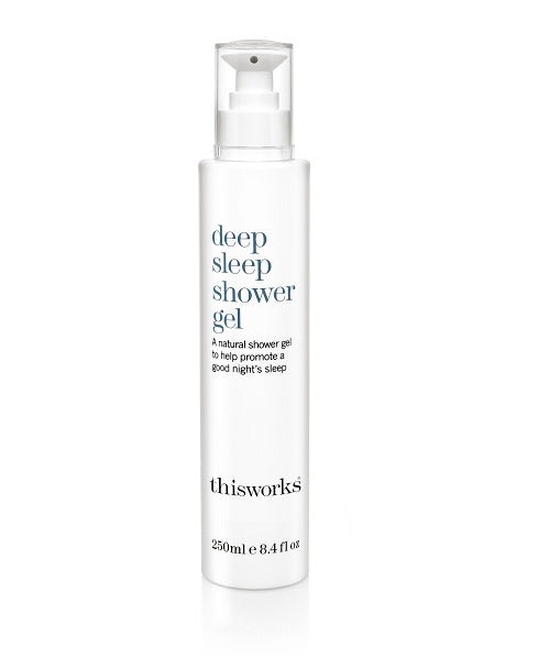 This Works Deep Sleep Shower Gel 250ml