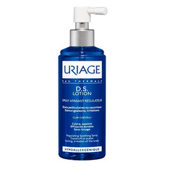 Uriage DS Lotion Regulating Soothing Scalp Spray 100ml