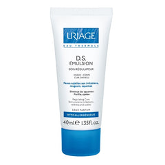Uriage DS Regulating Emulsion for Skin Prone to Irritation 40ml