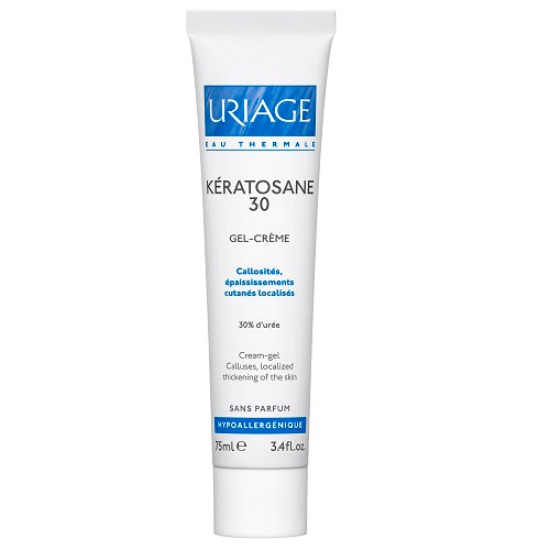 Uriage Keratosane 30 Cream-Gel Treatment for Callused Skin 75ml