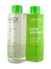 Uriage Thermal Micellar Water for Combination to Oily Skin 500ml x 2